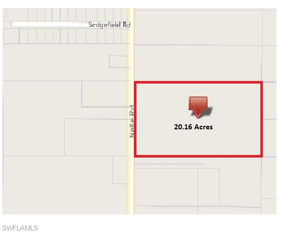 18550 Nalle Rd, North Fort Myers, FL 33917