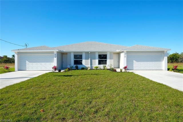 801/803 Sw 8th Pl, Cape Coral, FL 33991