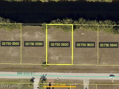 2037 Nw 6th St, Cape Coral, FL 33993