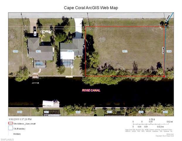 1812 Sw 40th Ter, Cape Coral, FL 33914