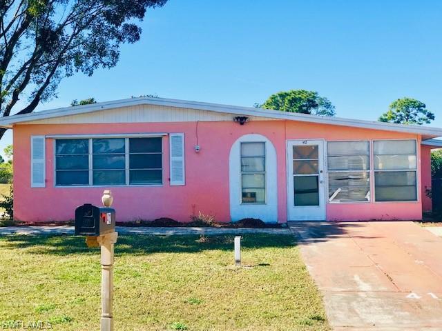 412 Rushmore Ave S, Lehigh Acres, FL 33936