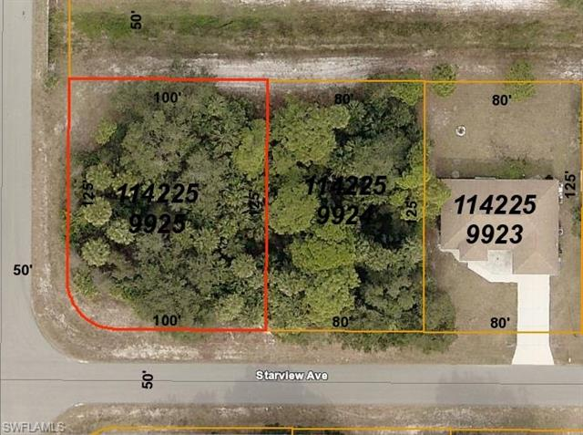 Starview Ave, North Port, FL 34288