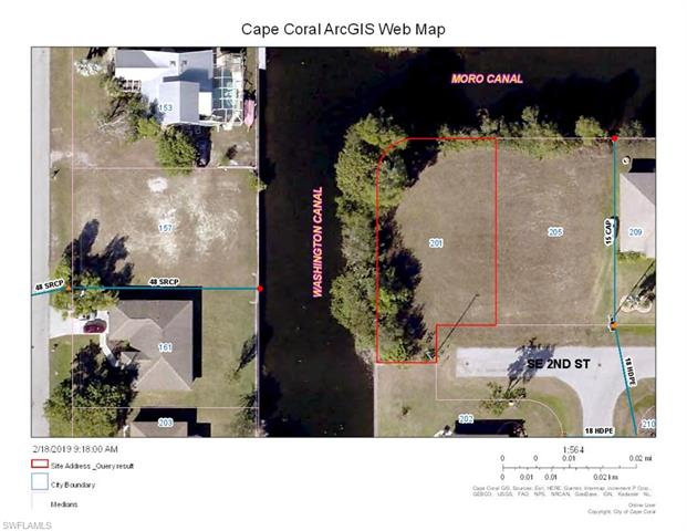 201 Se 2nd St, Cape Coral, FL 33990