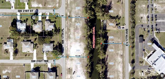 2107 Sw 17th Pl, Cape Coral, FL 33991