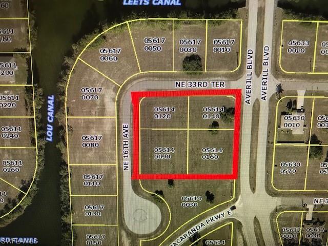 3302-3306 Averill Blvd, Cape Coral, FL 33909