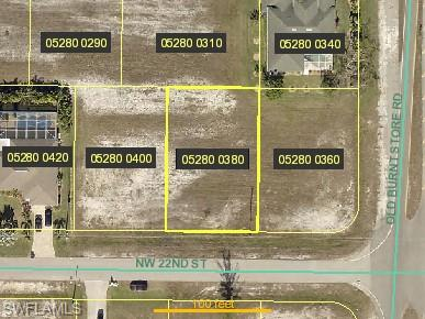 4005 Nw 22nd St, Cape Coral, FL 33993