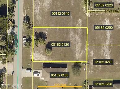 2723 Nw 42nd Pl, Cape Coral, FL 33993