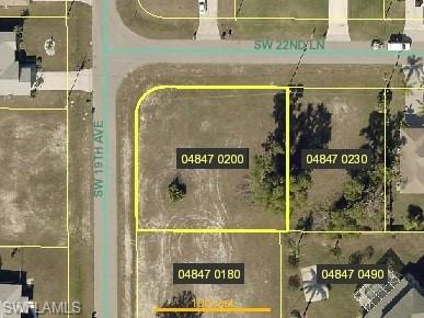 1820 Sw 22nd Ln, Cape Coral, FL 33991