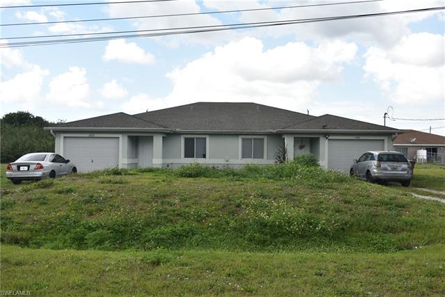 2420/2422 Milton Ave S, Lehigh Acres, FL 33973