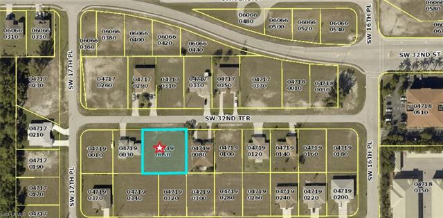1714 Sw 32nd Ter, Cape Coral, FL 33914