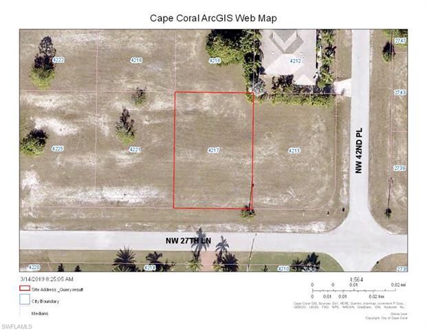 4217 Nw 27th Ln, Cape Coral, FL 33993