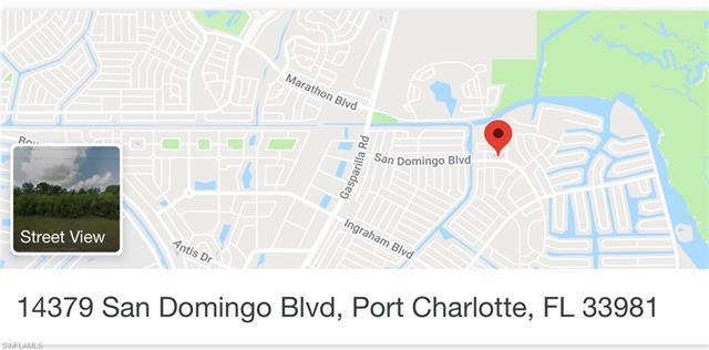 14379 San Domingo Boulevard, Port Charlotte, FL 33981