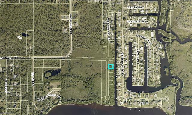 Westwood Rd, North Fort Myers, FL 33917