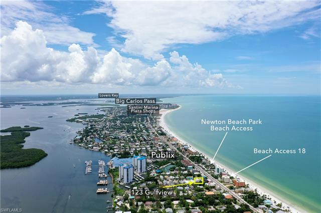123 Gulfview Ave, Fort Myers Beach, FL 33931