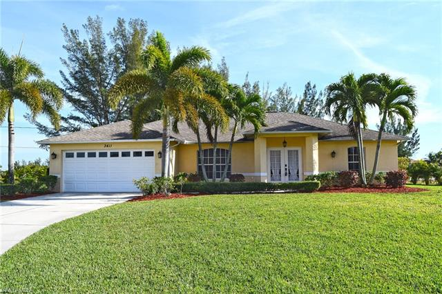 3411 Sw 17th Pl, Cape Coral, FL 33914