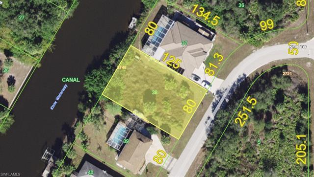 3399 Knox Ter, Port Charlotte, FL 33948
