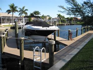 cape coral water hook up