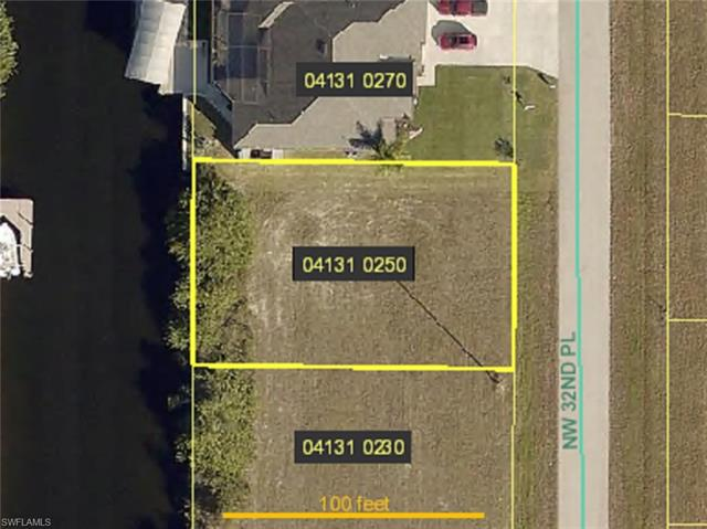 534 Nw 32nd Pl, Cape Coral, FL 33993