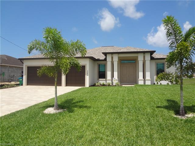 1240 Nw 33rd Pl, Cape Coral, FL 33993