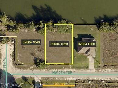 607 Nw 5th Ter, Cape Coral, FL 33993