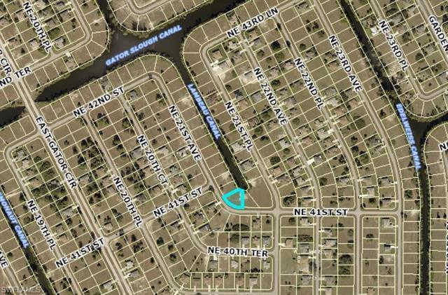 2105 Ne 41st St, Cape Coral, FL 33909