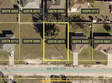 521 Nw 3rd Ter, Cape Coral, FL 33993