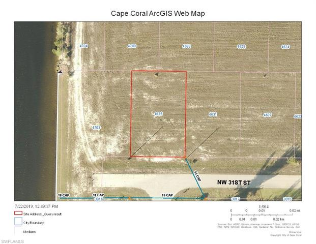 4635 Nw 31st St, Cape Coral, FL 33993