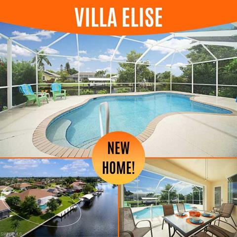 214 Sw 42nd St, Cape Coral, FL 33914