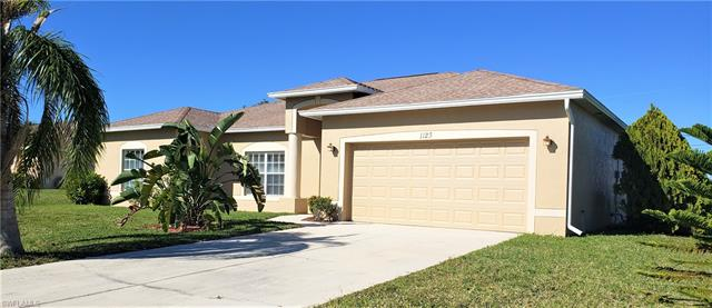 1123 Sw 42nd St, Cape Coral, FL 33914