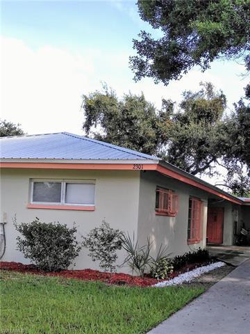 2301 Jeffcott St, Fort Myers, FL 33901