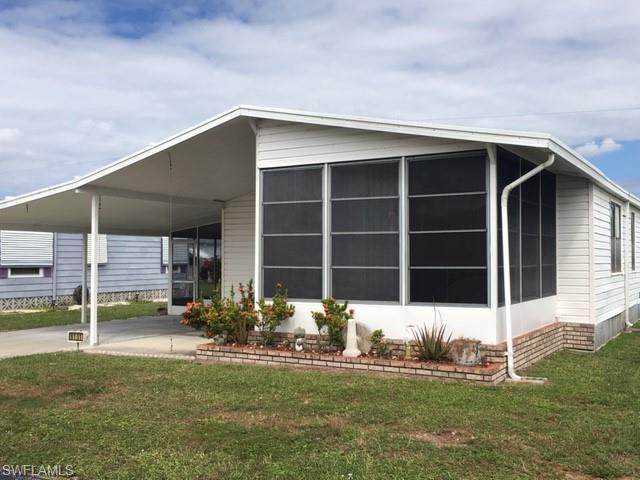 9101 Flamingo Cir, North Fort Myers, FL 33903