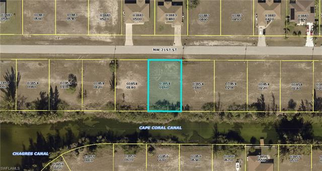 2018 Nw 21st Ave, Cape Coral, FL 33993