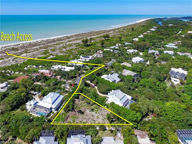 1305 Seaspray Ln, Sanibel, FL 33957
