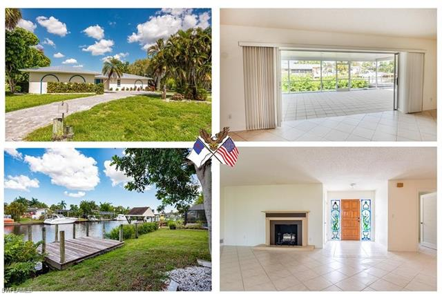 2166 Cape Way, North Fort Myers, FL 33917