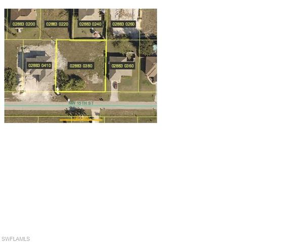 1103 Nw 15th St, Cape Coral, FL 33993