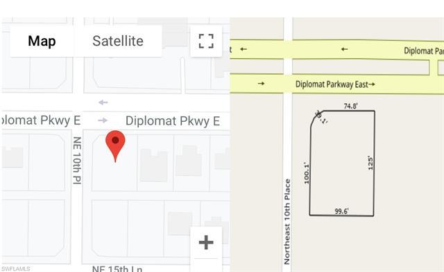 1024 Diplomat Pky E, Cape Coral, FL 33909