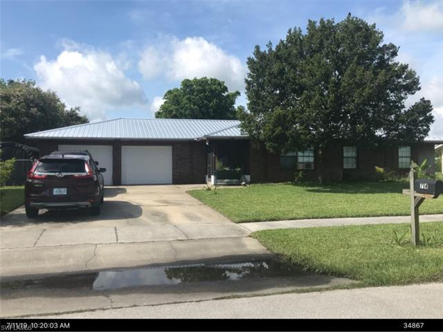 716 W Avenida Del Rio, Clewiston, FL 33440