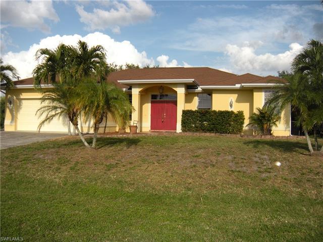 2837 Sw 26th Ave, Cape Coral, FL 33914
