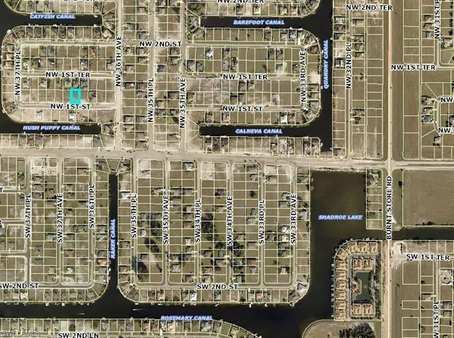 3617 Nw 1st St, Cape Coral, FL 33909