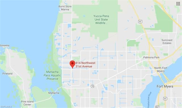 814 Nw 31st Ave, Cape Coral, FL 33993