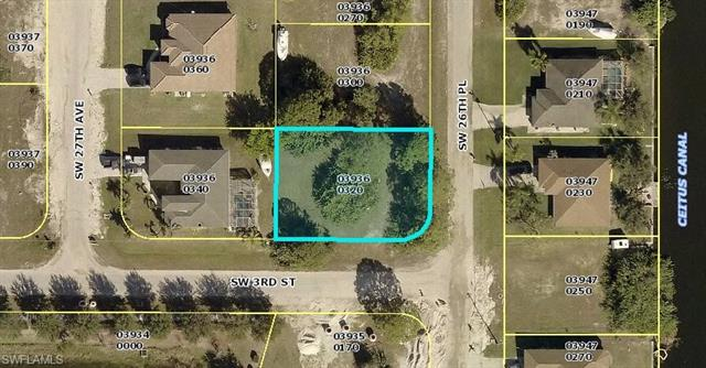 224 Sw 26th Pl, Cape Coral, FL 33991