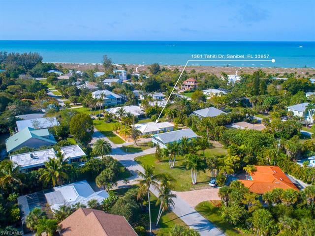 1361 Tahiti Dr, Sanibel, FL 33957
