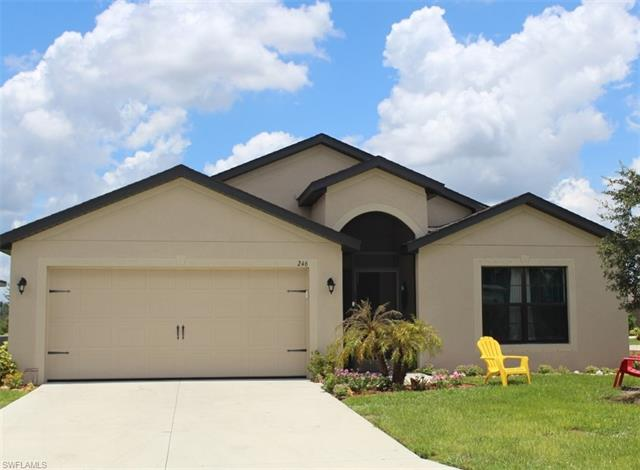 246 Shadow Lakes Dr, Lehigh Acres, FL 33974