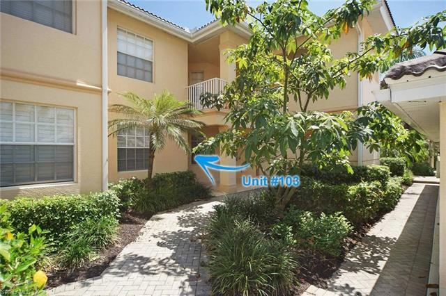 3964 Bishopwood Ct E 1-103, Naples, FL 34114