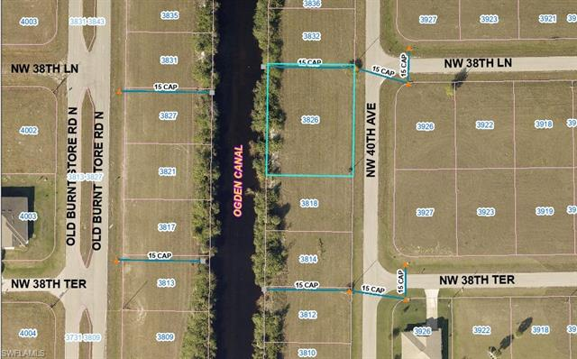 3826 Nw 40th Ave, Cape Coral, FL 33993