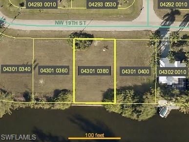 3304 Nw 19th St, Cape Coral, FL 33993