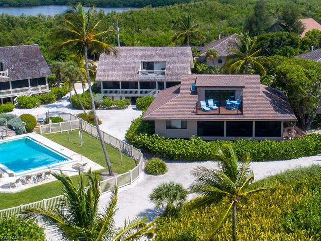 30 Beach Homes, Captiva, FL 33924