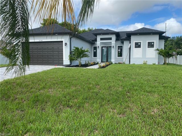 3738 Se Santa Barbara Pl, Cape Coral, FL 33904