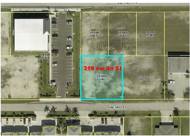 319 Sw 3rd St, Cape Coral, FL 33991