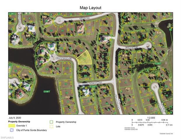 16144 Lime Grove Ct, Punta Gorda, FL 33955